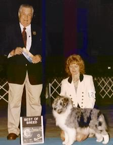 Best of Breed over a ranked special- 1999 under John Honig